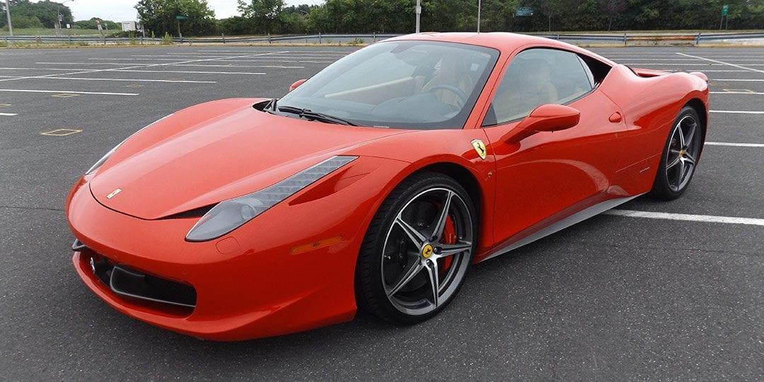 Get Behind The Wheel of an Exotic Car for $99 at Freehold Raceway Mall October 21st!