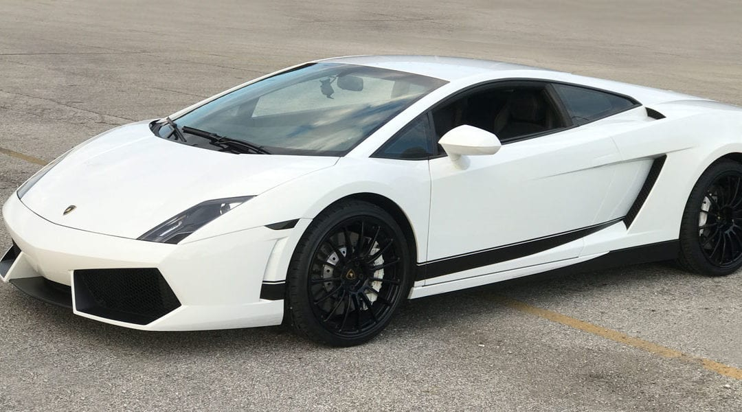 Get Behind The Wheel of an Exotic Car for $99 at Atlanta Motor Speedway on April 14th & 15th!