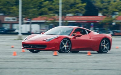 Get Behind The Wheel of an Exotic Car for $99 at Tempe Diablo Stadium on January 21st!