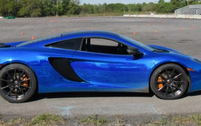 Get Behind The Wheel of an Exotic Car for $99 at Richmond International Raceway Sep. 23rd!