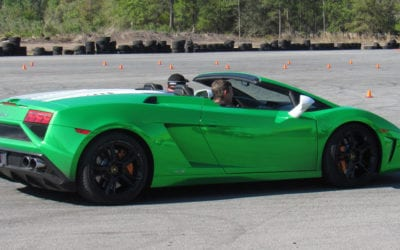 Get Behind The Wheel of an Exotic Car for $99 at Coca-Cola Park Sep. 30th & Oct. 1st