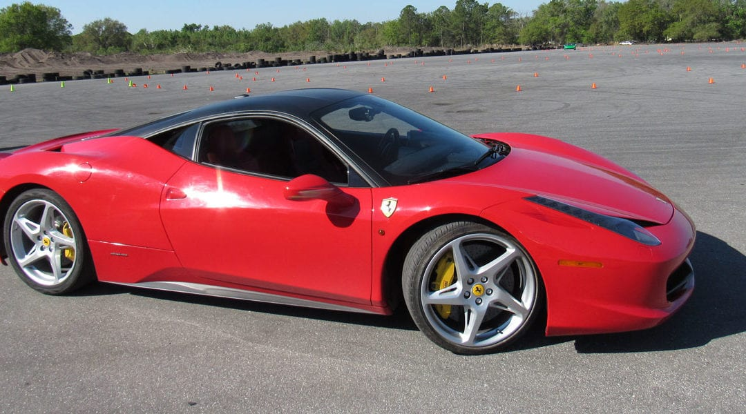 Get Behind The Wheel of an Exotic Car for $99 at Colonial Park Mall Saturday August 19th
