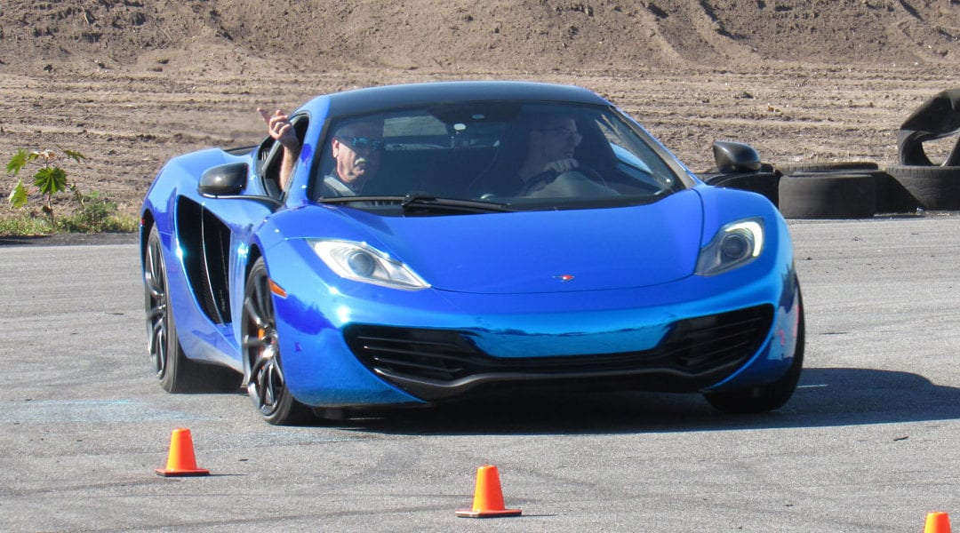 Get Behind The Wheel of an Exotic Car for $99 at Homestead-Miami Speedway on December 7th!