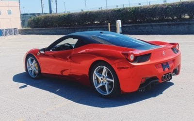 Get Behind The Wheel of an Exotic Car for $99 at Chicagoland Speedway on September 22nd & 23rd!