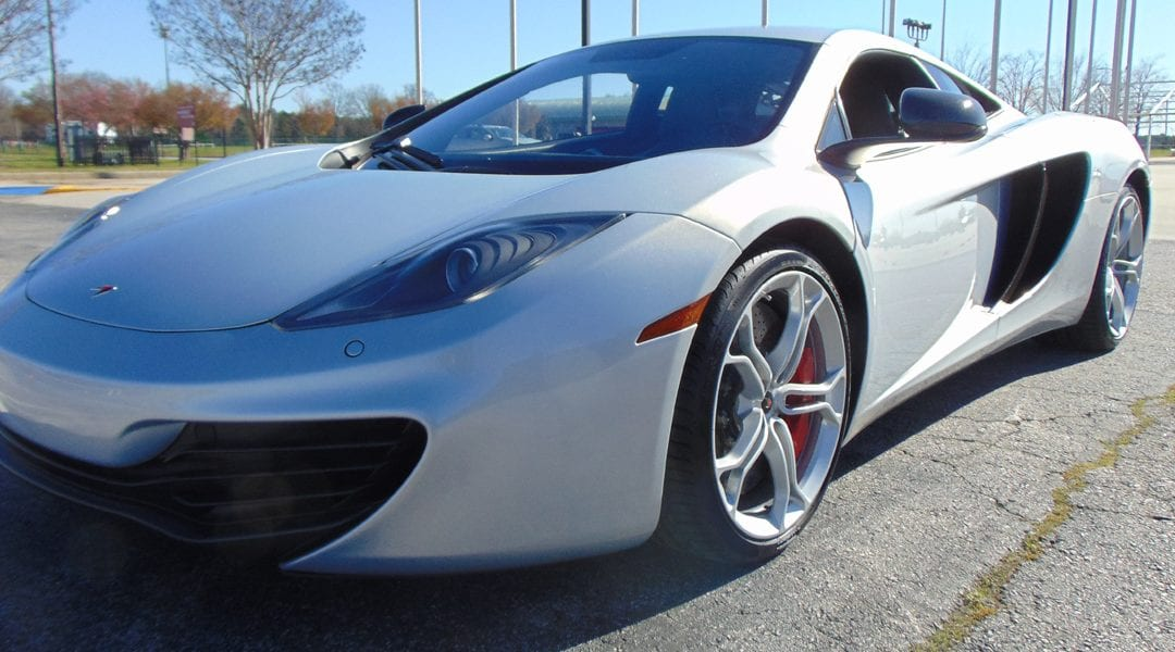 Get Behind The Wheel of an Exotic Car for $99 at Macomb Community College on August 19th!