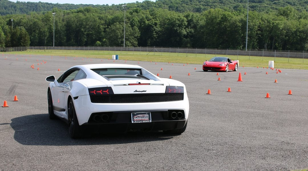 Get Behind The Wheel of an Exotic Car for $99 at The Milwaukee Mile on October 6th!