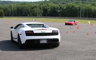 Get Behind The Wheel of an Exotic Car for $99 at New England Dragway on September 25th!